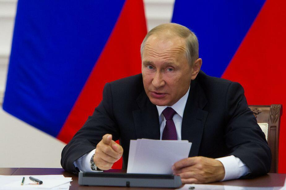В ЦИК рассказали, сколько Путин потратил на предвыборную агитацию