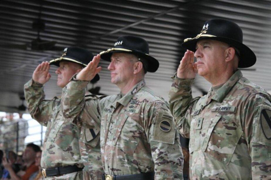 США отправят в Европу танковую бригаду летом 2018 года