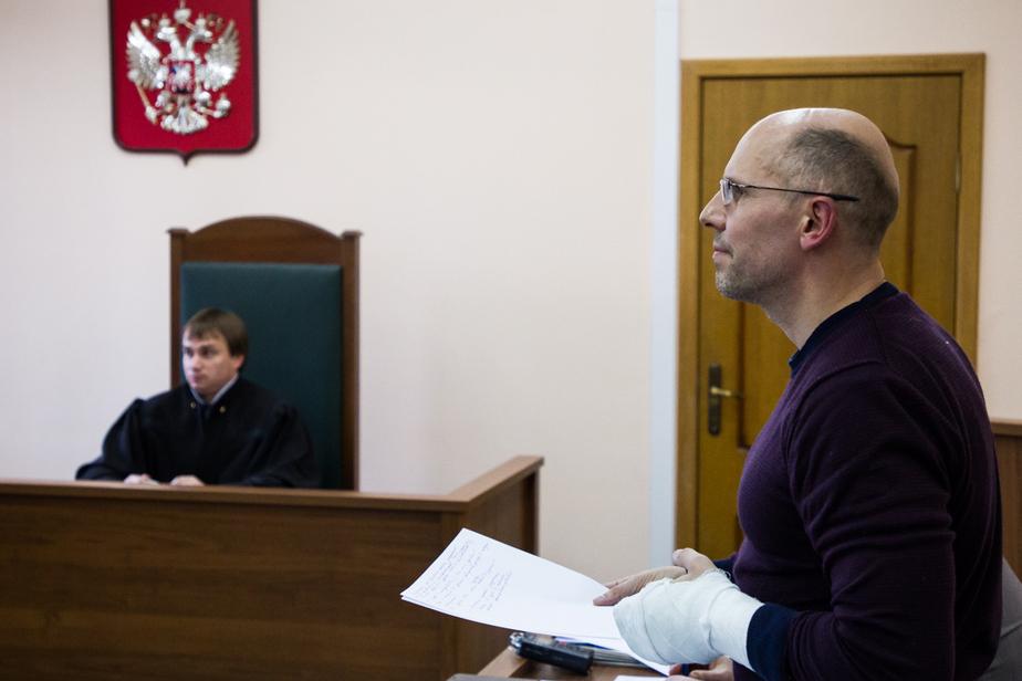Адвокаты Рудникова обжалуют решение облдумы о лишении его статуса депутата