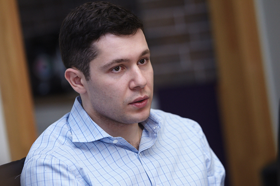 Алиханов занял второе место в медиарейтинге губернаторов СЗФО